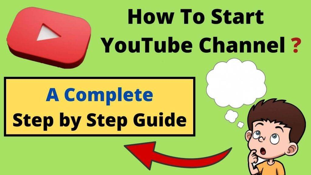 {How To Start a Youtube Channel} Build 7 Figures Starting a YouTube Channel